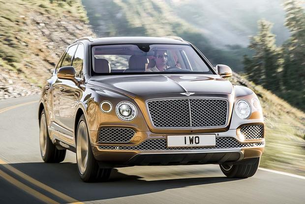 2017 Bentley Bentayga: Overview