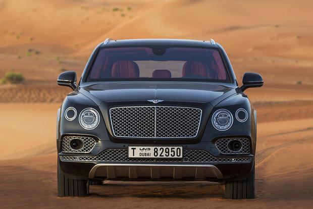 2018 Bentley Bentayga: Overview featured image large thumb4