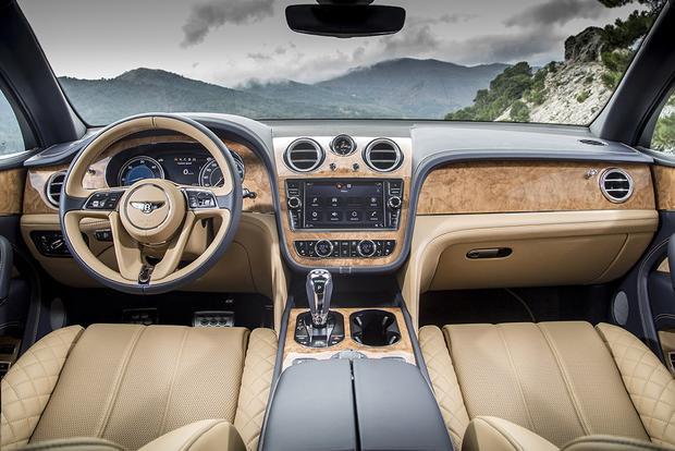 2018 Bentley Bentayga: Overview featured image large thumb5