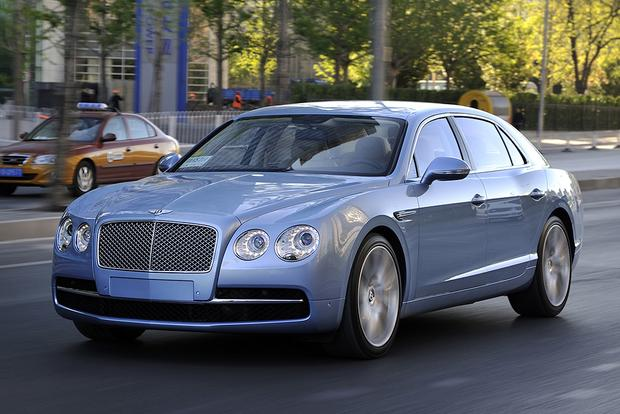 2015 Bentley Flying Spur: Overview featured image large thumb0
