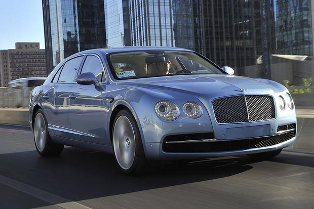 2015 Bentley Flying Spur: Overview featured image large thumb1