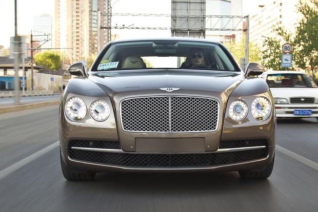 2015 Bentley Flying Spur: Overview featured image large thumb2