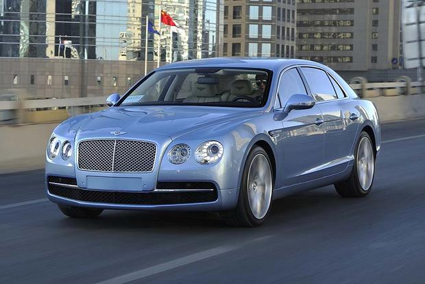 2016 Bentley Flying Spur: Overview