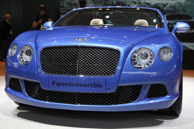 2014 Bentley Continental GT: Detroit Auto Show featured image large thumb1