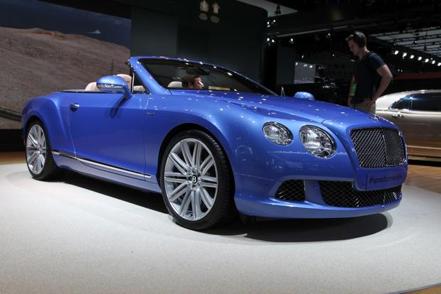 2013 Bentley Continental GT Speed Convertible: Detroit Auto Show featured image large thumb3