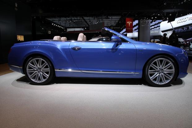 2014 Bentley Continental GT: Detroit Auto Show featured image large thumb6