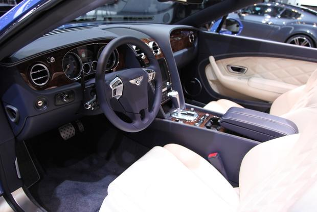 2013 Bentley Continental GT Speed Convertible: Detroit Auto Show featured image large thumb11