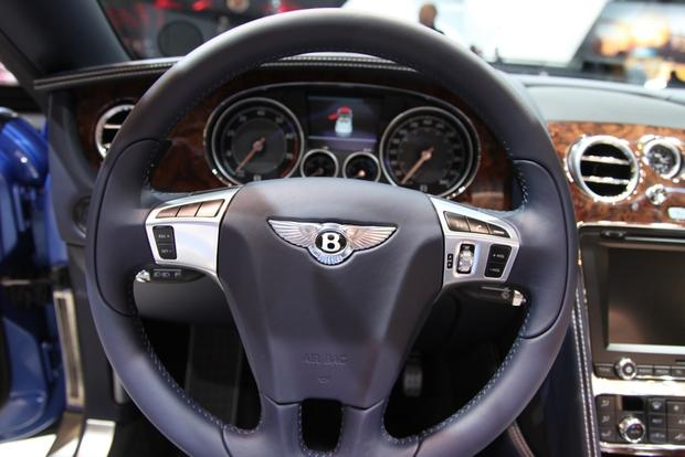 2013 Bentley Continental GT Speed Convertible: Detroit Auto Show featured image large thumb12