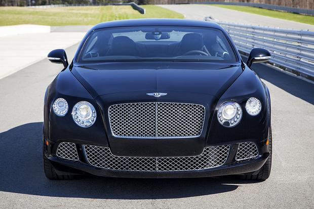 2015 Bentley Continental: Overview featured image large thumb0
