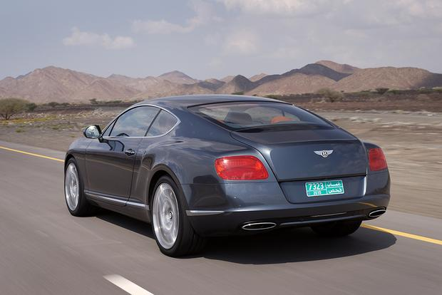2015 Bentley Continental: Overview featured image large thumb2