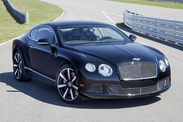 2015 Bentley Continental: Overview featured image large thumb4