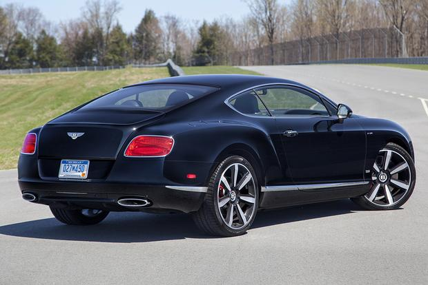2015 Bentley Continental: Overview featured image large thumb5