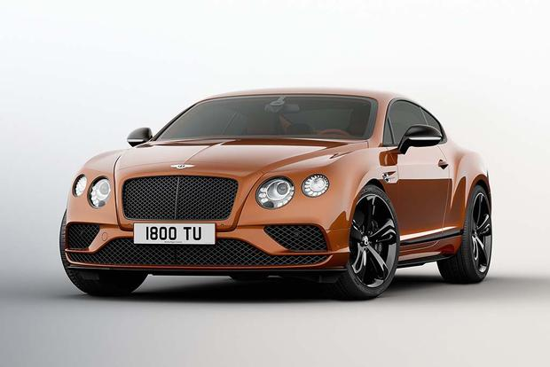 2016 Bentley Continental GT and GTC: Overview