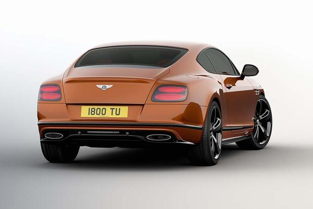 2016 Bentley Continental GT and GTC: Overview featured image large thumb2