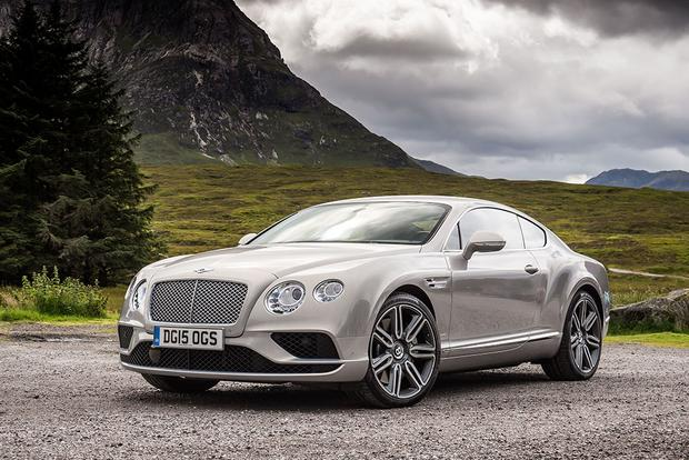 2017 Bentley Continental GT and GTC: Overview featured image large thumb0