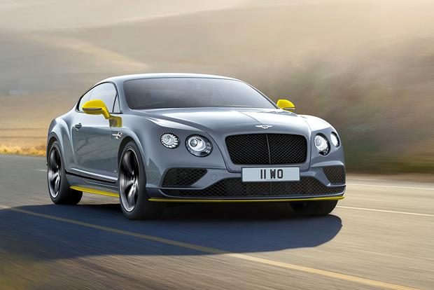 2017 Bentley Continental GT and GTC: Overview featured image large thumb1