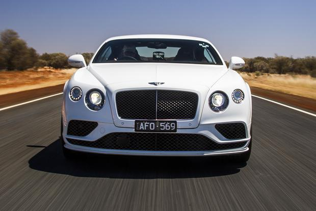 2017 Bentley Continental GT and GTC: Overview featured image large thumb3