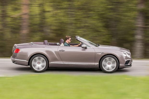 2017 Bentley Continental GT and GTC: Overview featured image large thumb5