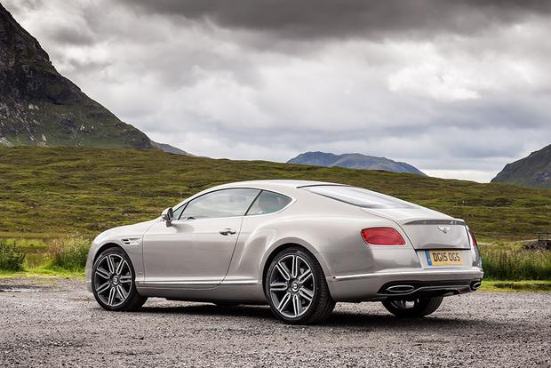2017 Bentley Continental GT and GTC: Overview featured image large thumb6