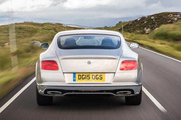 2017 Bentley Continental GT and GTC: Overview featured image large thumb7