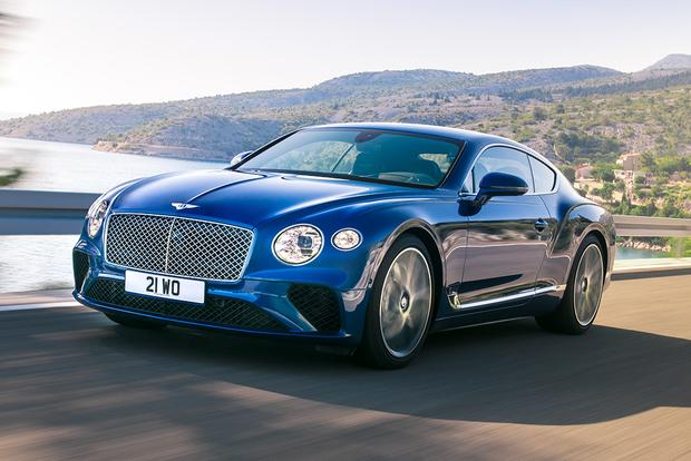 Video The 2019 Bentley Continental Gt Is A 250 000 Luxury Coupe