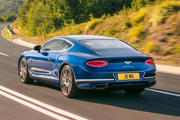 2018 Bentley Continental GT: Overview featured image large thumb1