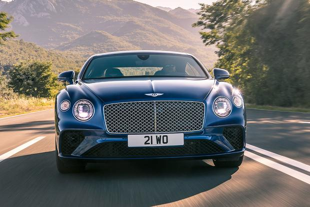 2018 Bentley Continental GT: Overview featured image large thumb3