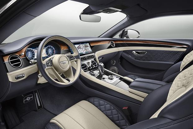 2018 Bentley Continental GT: Overview featured image large thumb5