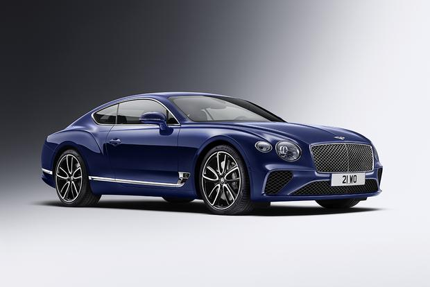 2018 Bentley Continental GT: Overview featured image large thumb6