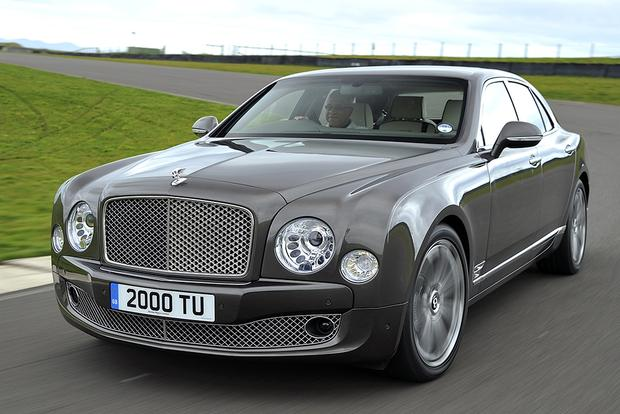 2015 Bentley Mulsanne: Overview featured image large thumb2