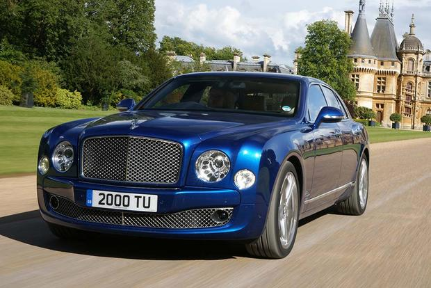 2016 Bentley Mulsanne: Overview