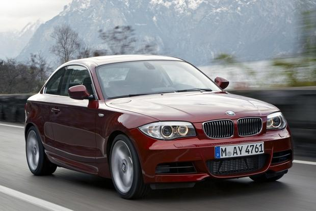 2013 BMW 1 Series: New Car Review featured image large thumb1