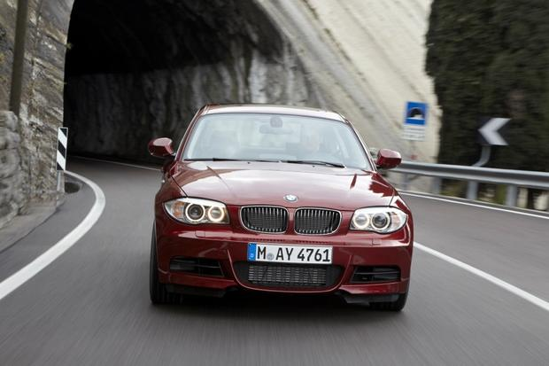 2013 BMW 1 Series: New Car Review featured image large thumb2