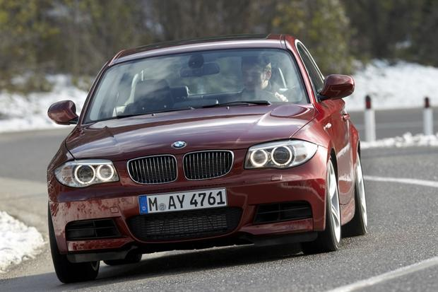 2013 BMW 1 Series: New Car Review featured image large thumb3