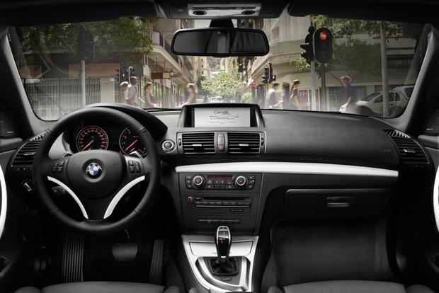 2013 BMW 1 Series: New Car Review featured image large thumb7