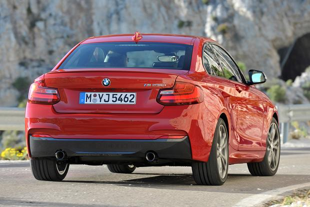BMW Series Vs BMW Series Whats The Difference - Bmw 228i 2013