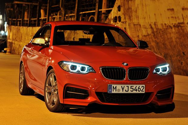 2016 Bmw 2 Series Vs 4 What S The Difference Featured