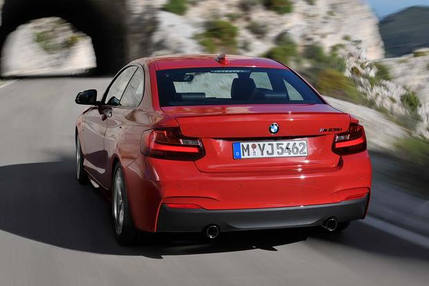 2016 BMW 2 Series: New Car Review featured image large thumb5