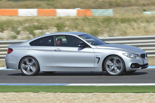 2016 BMW 2 Series vs. 2016 BMW 4 Series: What's the Difference? featured image large thumb8