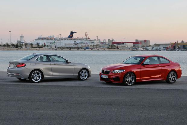 2016 Bmw 2 Series Vs 2016 Bmw 4 Series What S The