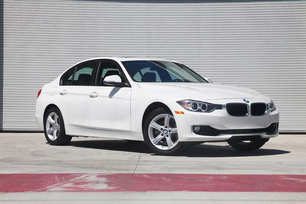 2012 BMW 328i: Living on the Inside