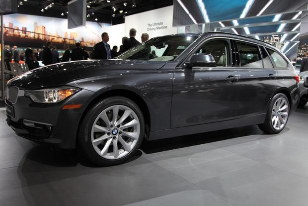2014 BMW 3 Series Wagon, Z4 & M6 Gran Coupe: Detroit Auto Show