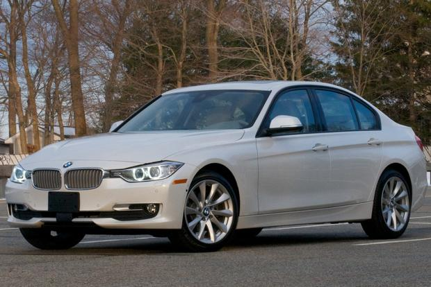 2014 BMW 3 Series: New Car Review featured image large thumb0