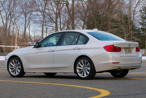 2015 BMW 3 Series vs. 2015 Lexus IS: Which Is Better? featured image large thumb9