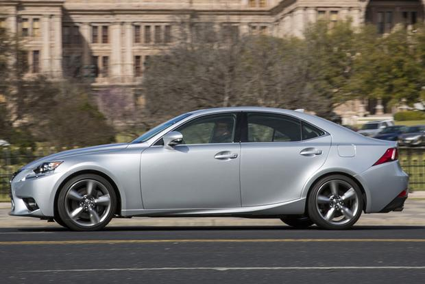 2015 BMW 3 Series vs. 2015 Lexus IS: Which Is Better? featured image large thumb4