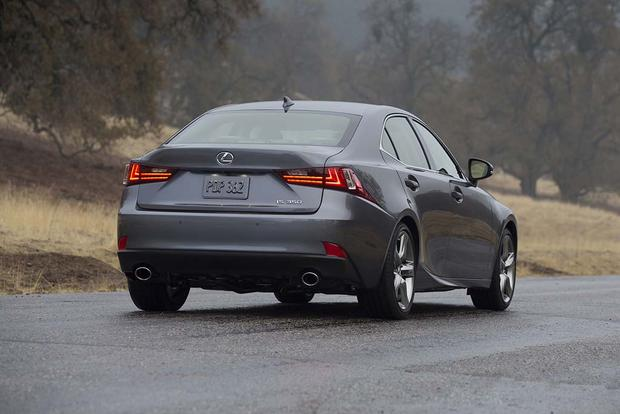 2015 bmw 3 series vs. 2015 lexus is: which is better? - autotrader