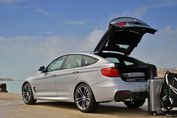 2015 Bmw 3 Series Gran Turismo New Car Review Autotrader