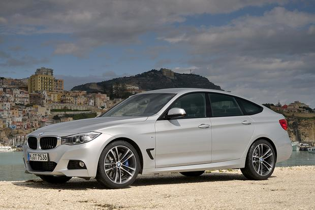 2015 BMW 3 Series Gran Turismo: New Car Review   Autotrader