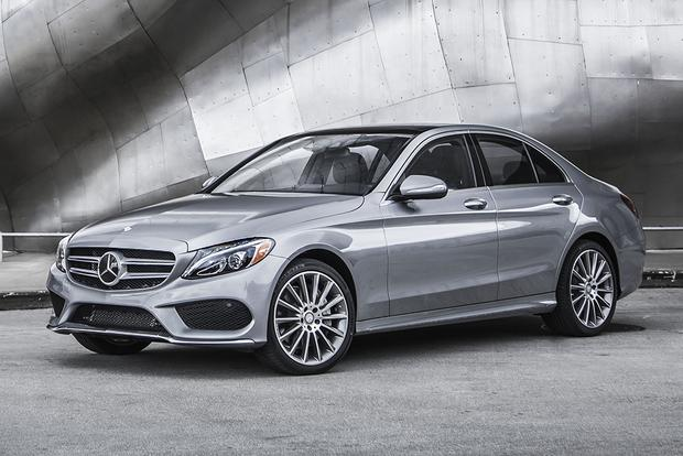 2015 BMW 3 Series vs 2015 MercedesBenz CClass Which is Better