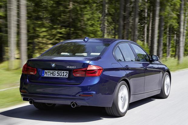 2016 BMW 3 Series: New Car Review featured image large thumb2